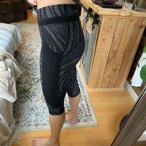 Saucony leggings!